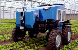 Robot agricole mobile et autonome