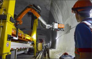 Robot de perçage - automatisation