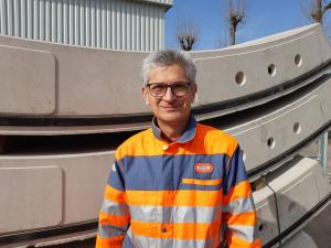 Interview du Responsable R&D robotique de Bouygues Travaux Publics