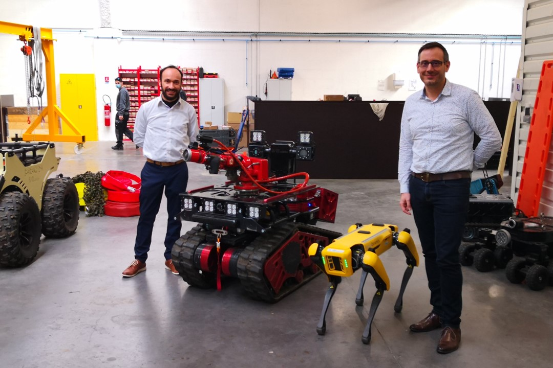 Les experts en robotique CAPACITES