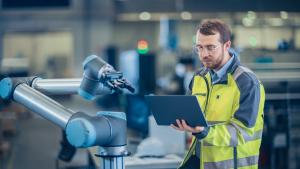 Usine 4.0 : simplifier le pilotage des robots industriels