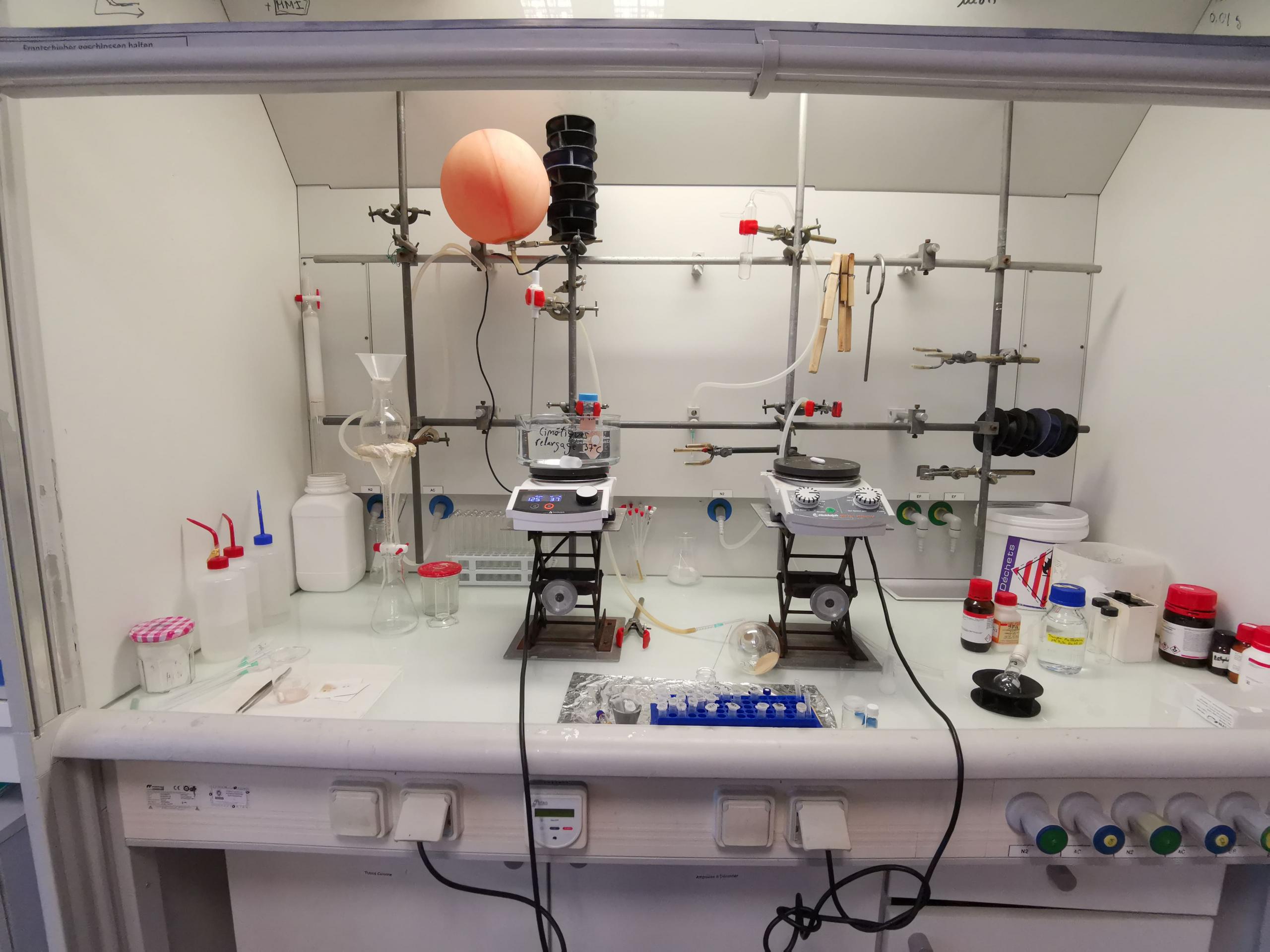 Etude de la solubilité aqueuse par diagramme de phase