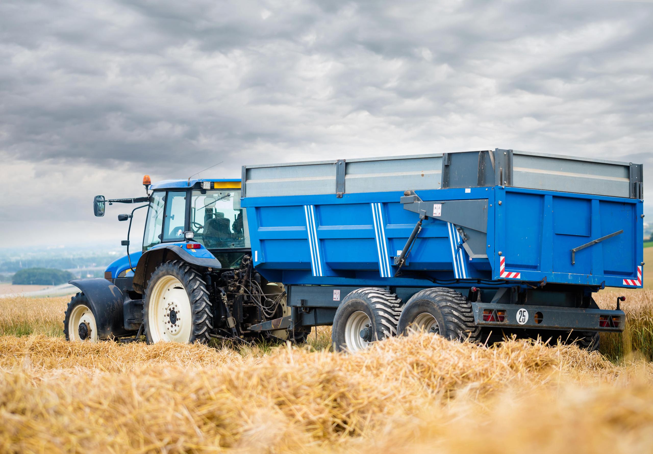 Smart agriculture : développement de capteurs d'effort innovants